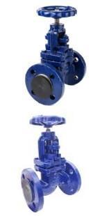Клапана фланцевые запорные на давление 63 кгссм2